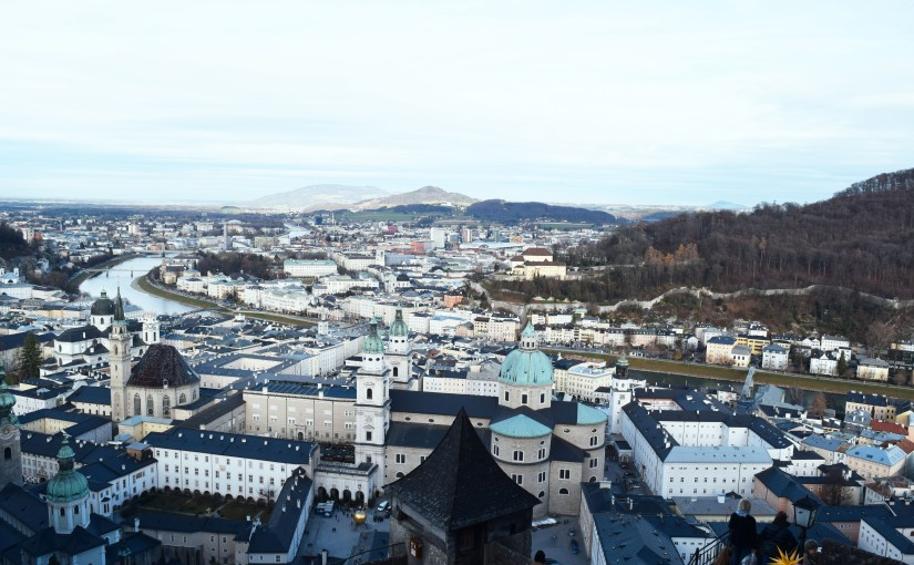 A European Roadtrip: The Salzburg Edition