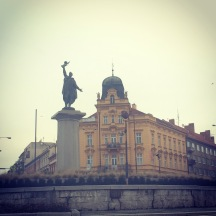 In one of the smaller cities outside of Prague.