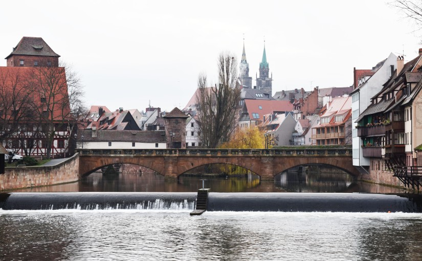 A European Roadtrip: The Nuremberg Edition.