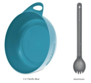 bowl & spork