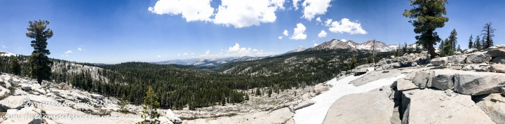 Yosemite National Park: The Backpacking Edition.