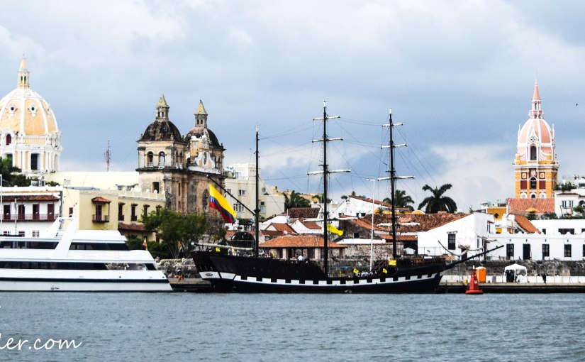 Colombia: The Cartagena Edition.