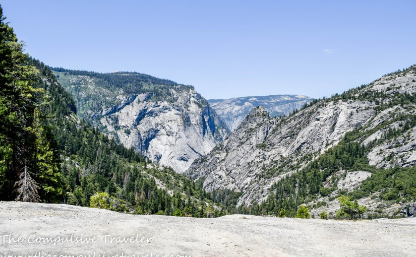 Yosemite National Park: The Tourist Edition.