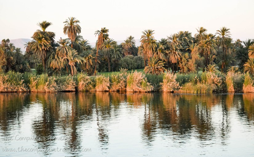 Egypt: The River Boat Cruise Edition.